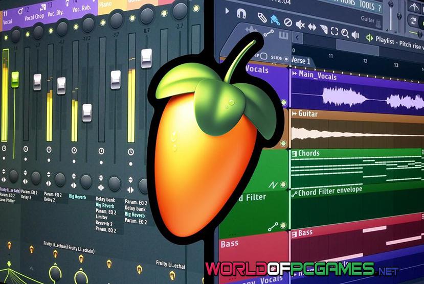 FL Studio 12 Free Download By Worldofpcgames.com
