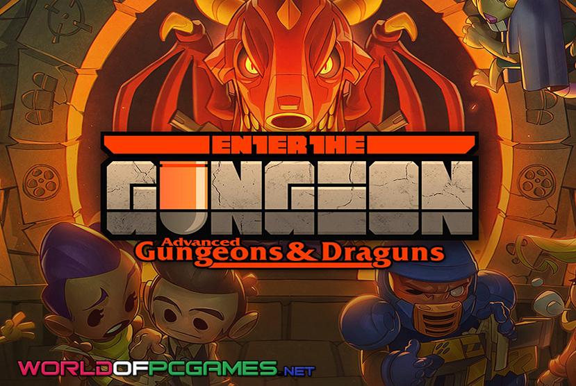 Enter The Gungeon Advanced Gungeons And Draguns Free Download By Worldofpcgames.com