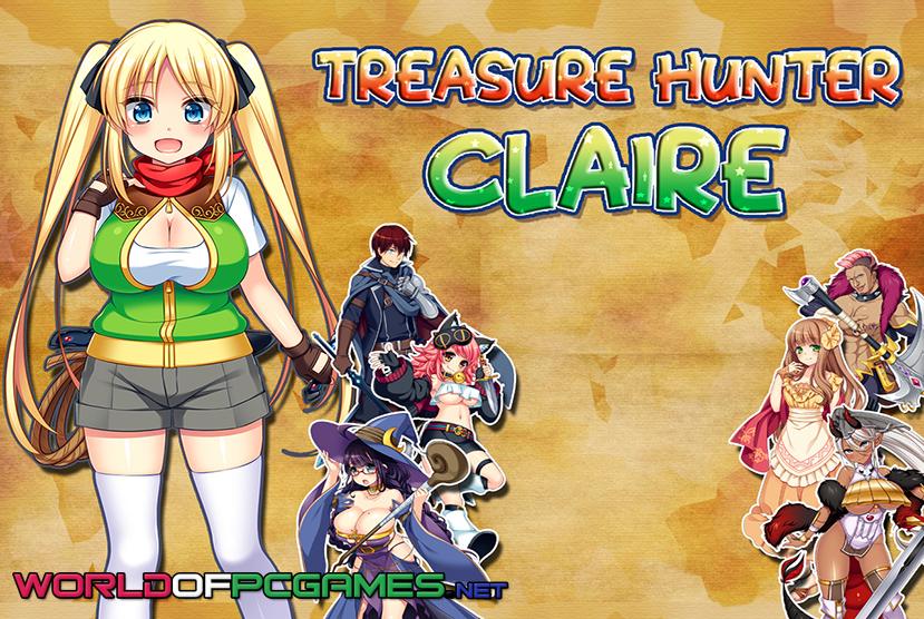 Treasure Hunter Claire Free Download PC Game By Worldofpcgames.com