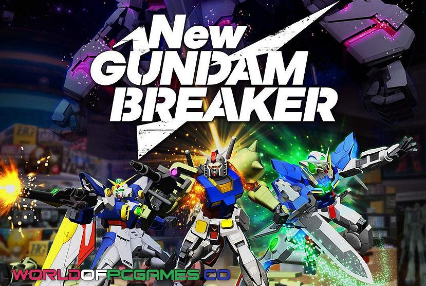 New Gundam Breaker Free Download PC Game By Worldofpcgames.co