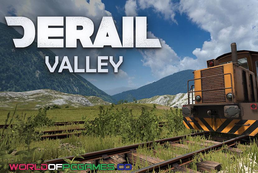Derail Valley Free Download PC Game By Worldofpcgames.co