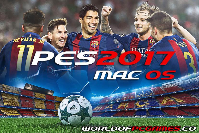PES 17 Mac OS Free Download PC Game By Worldofpcgames.co