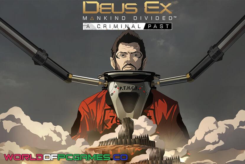 Deus Ex Mankind Divided Free Download PC Game By Worldofpcgames.co