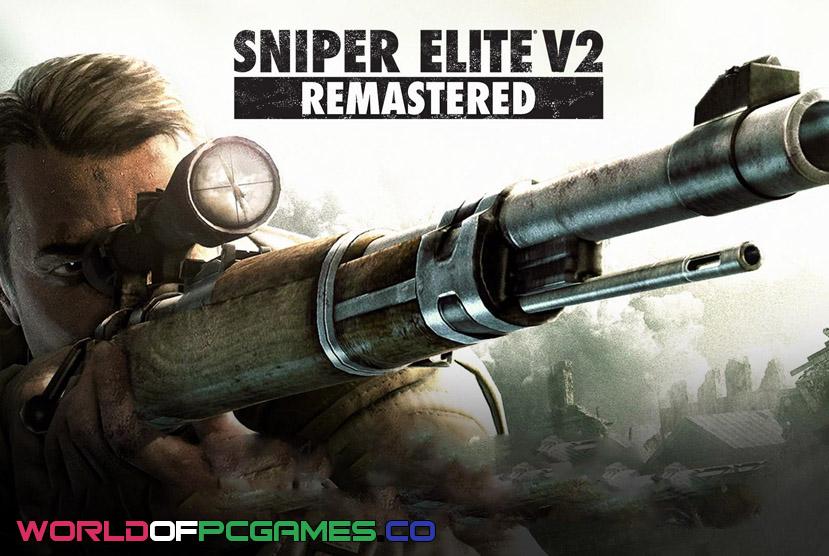 Sniper Elite V2 Free Download PC Game By Worldofpcgames.co