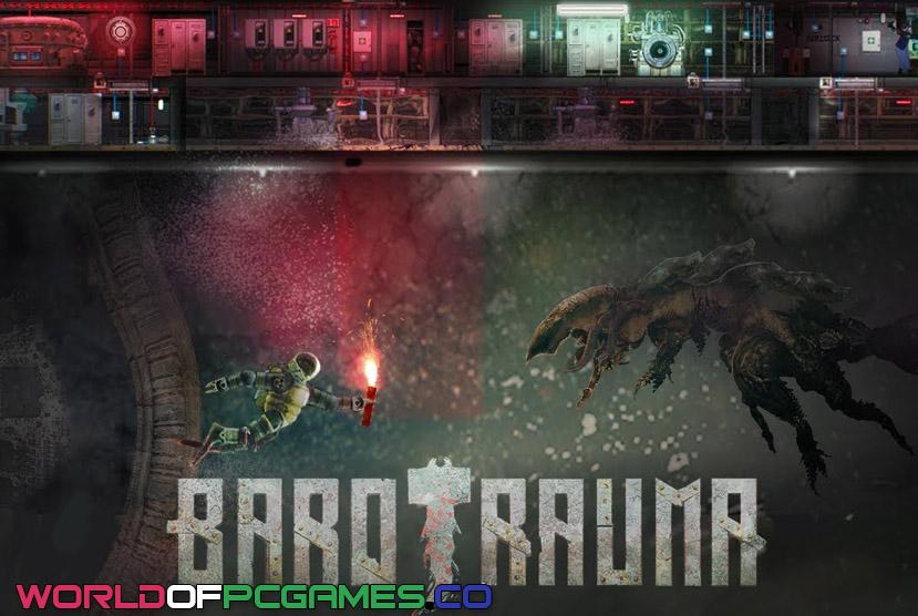 Barotrauma Free Download By Worldofpcgames.co