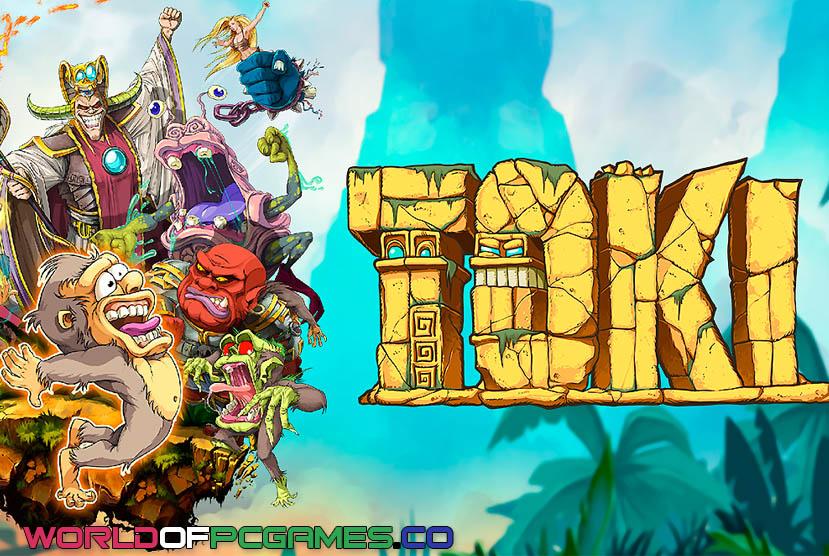 Toki Free Download PC Game By Worldofpcgames.co