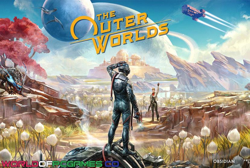 Descargar The Outer Worlds gratis por Worldofpcgames