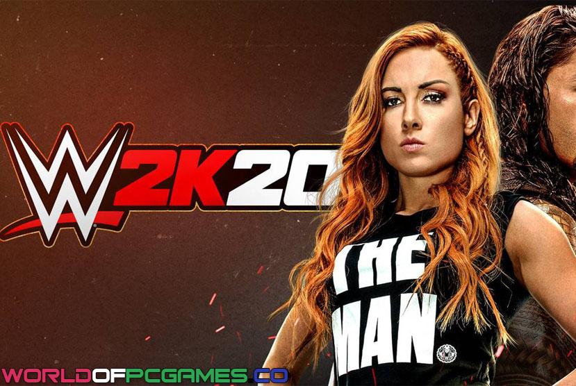 Descarga gratuita de WWE 2K20 por Worldofpcgames