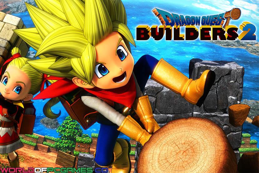 DRAGON QUEST BUILDERS 2 Descarga gratuita Por Worldofpcgames