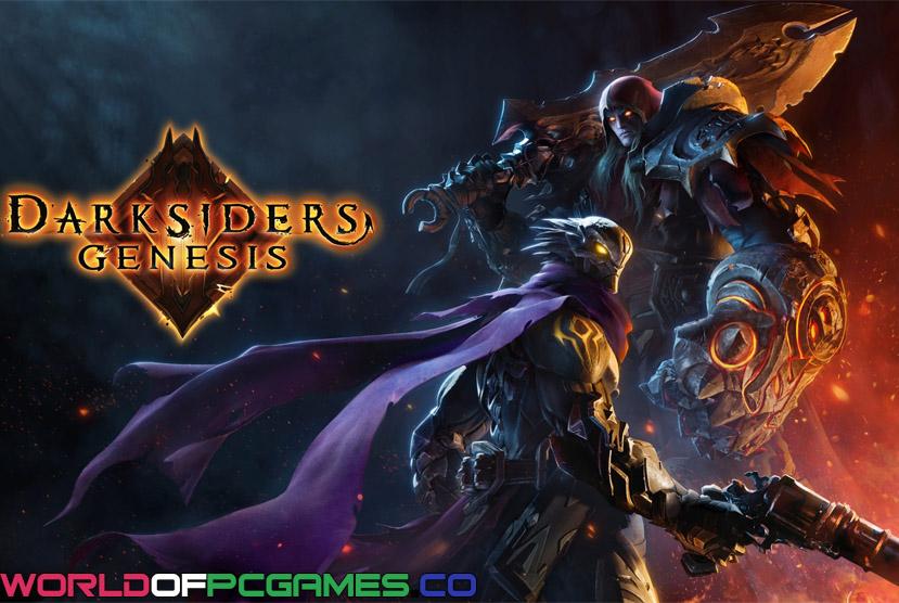 Darksiders Genesis Free Download By Worldofpcgames