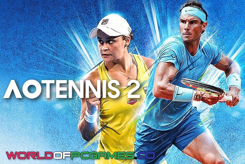 AO Tennis 2 Descarga gratuita para PC Juego de Worldofpcgames.co