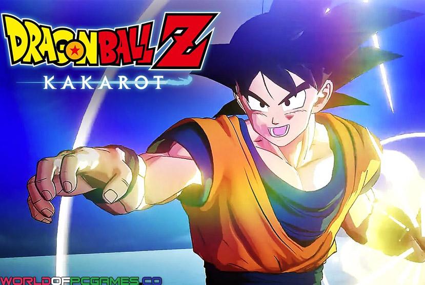 DRAGON BALL Z KAKAROT Descarga gratuita Por Worldofpcgames