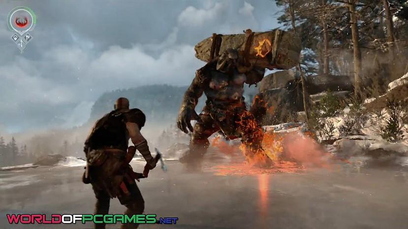 God Of War 3 Free Download PC Game By Worldofpcgames.net