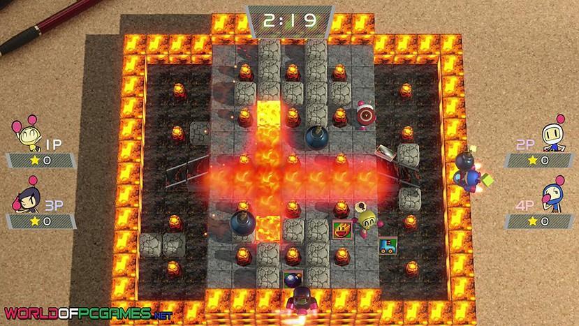 Super Bomberman R Free Download By Worldofpcgames.com