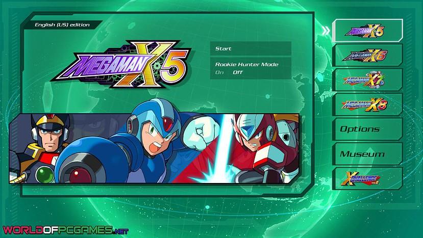 Mega Man X Legacy Collection 2 Free Download By Worldofpcgames.com
