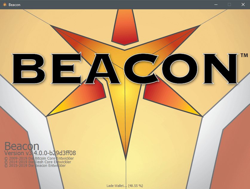 Beacon Windows VPS Masternode Setup