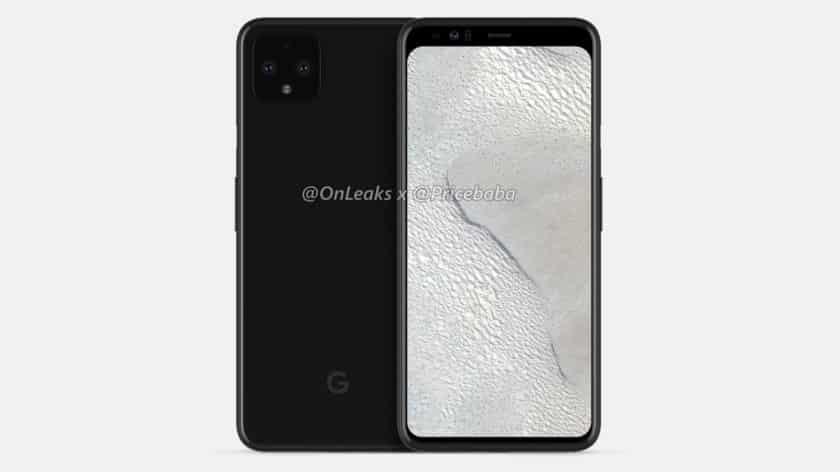 do Google Pixel 4 XL