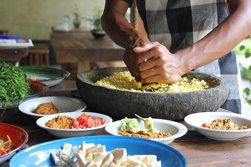 cooking class in kuta