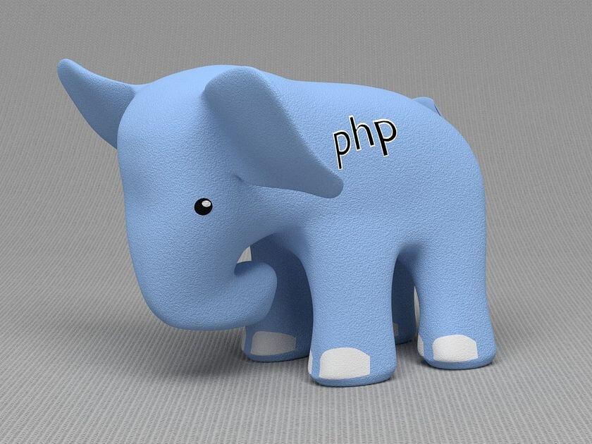 Słonik PHP