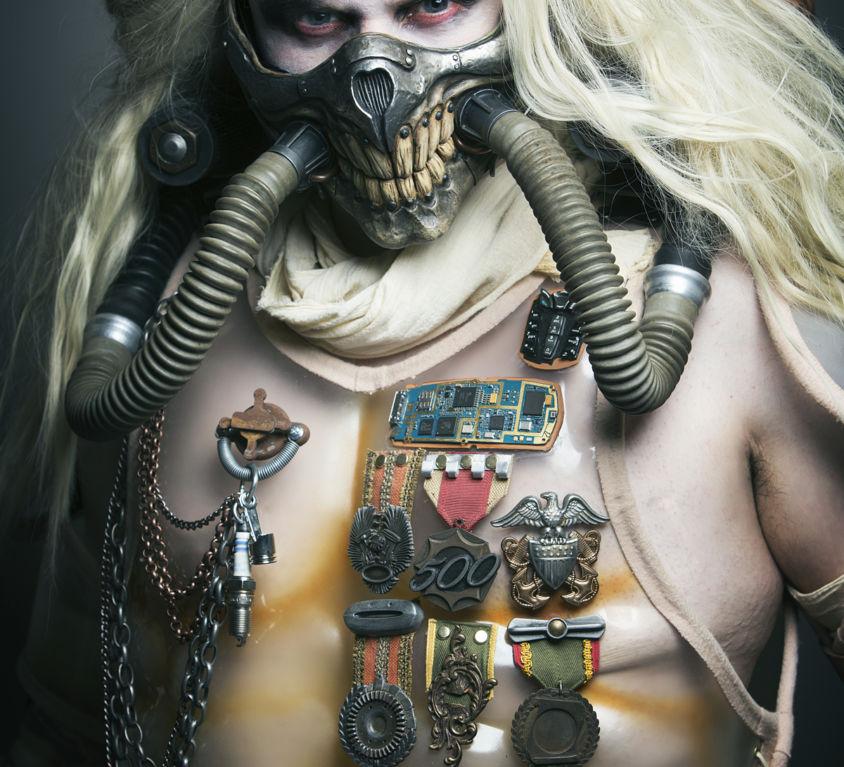 Mad Max – Immortan Joe Costume