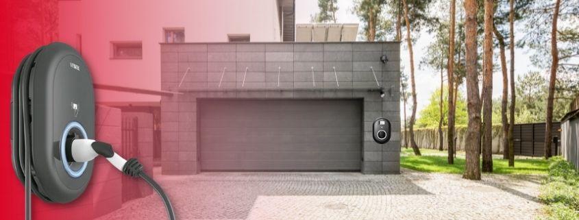 instalación punto recarga coche eléctrico