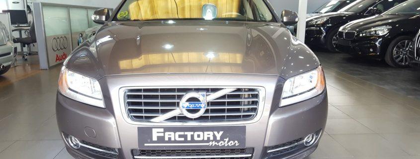 Frontal Volvo S80 2.0 D3 Momentum