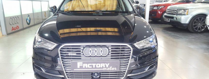 Frontal Audi A3 1.4 TFSI e-tron