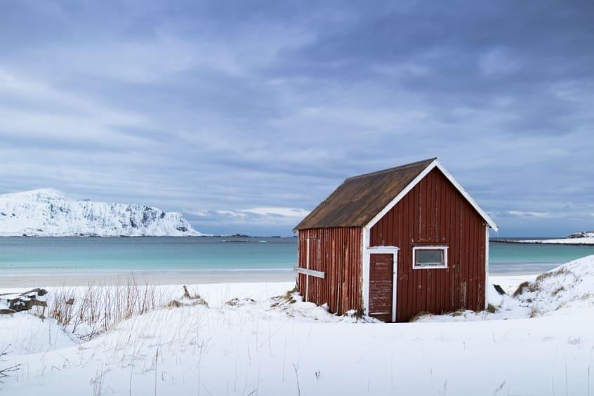 Lofoten und Polarlichter Fotoreise ✓ atemberaubende Landschaften ✓ tolle Lichtstimmungen und Strände ✓ kleine Gruppe von Fotoabenteurern ✓ erfahrener Guide