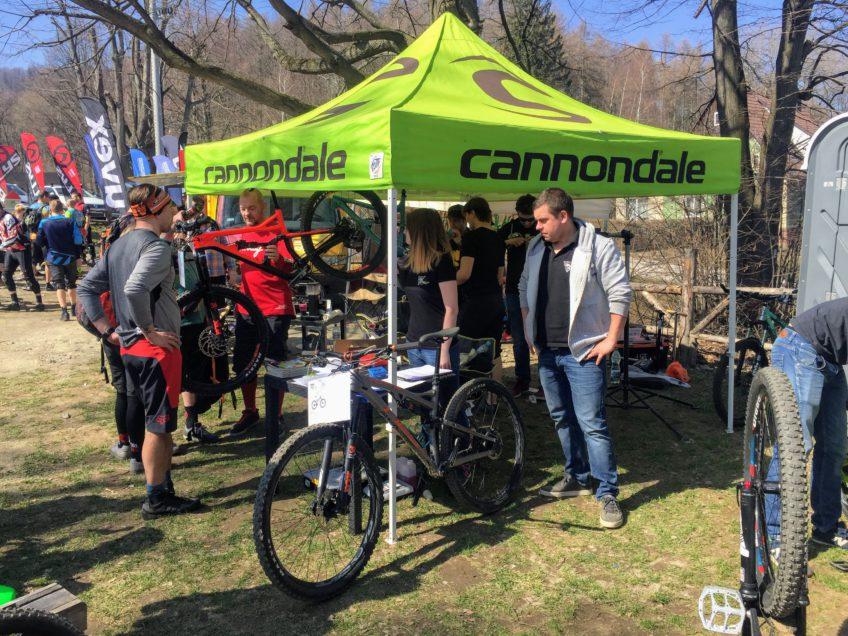 Otwarcie sezonu Srebrna Góra 36 bicycles