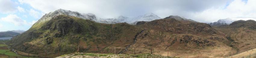 Snowdonia View Point