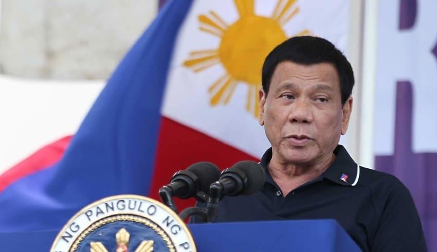 President Rodrigo Duterte to Economy