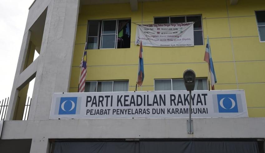 Sabah PKR