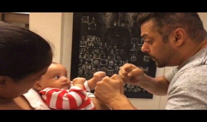 Salman Bhanja Boxing freaky funtoosh