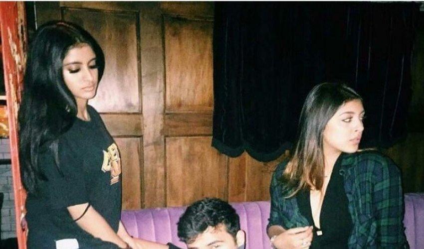 Navya Naveli Nanda party photos freaky funtoosh