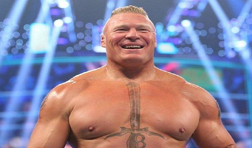 Brock Lesnar freaky funtoosh