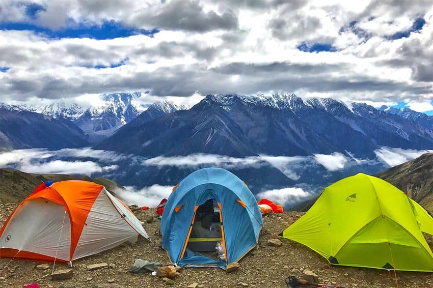 basic camping skills
