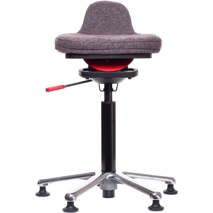 ariel active chair by QOR360 grey cloth
