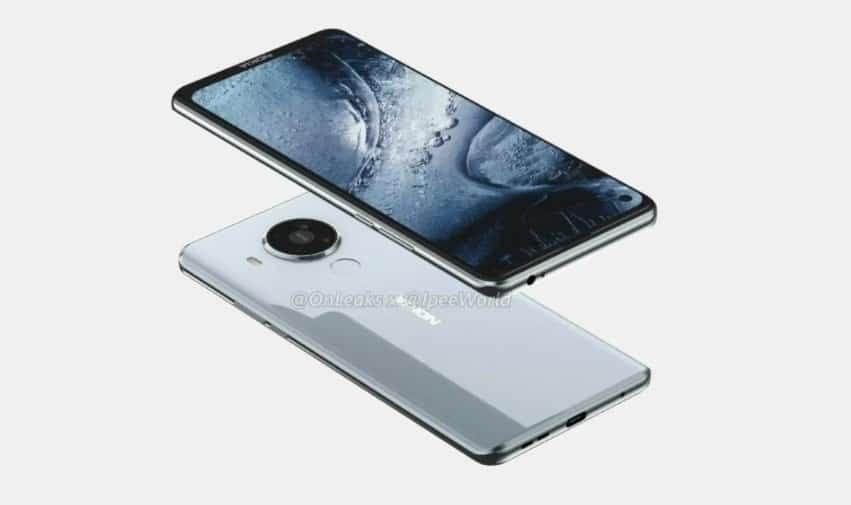Nokia 7.3 imagens