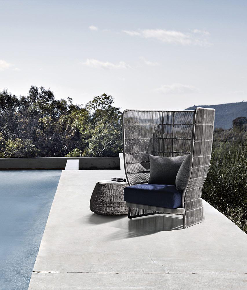 Canasta | design: Patricia Urquiola B&B Italia