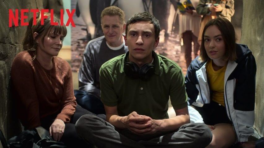 Atypowy - Netflix