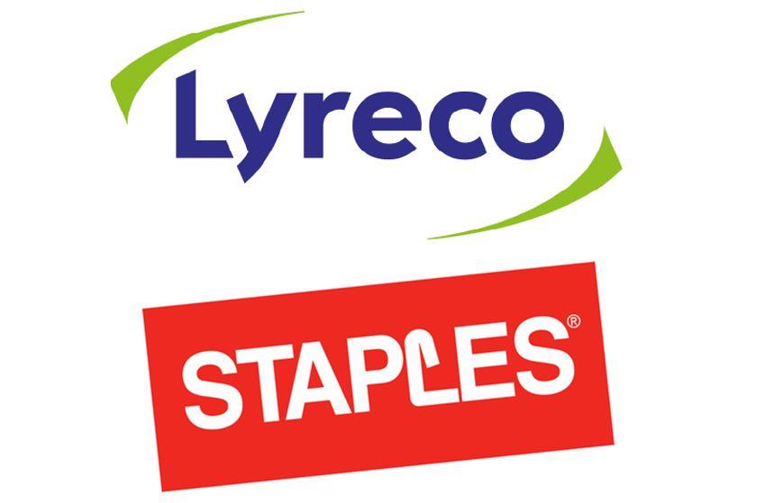 Staples Solutions en Lyreco tekenen overeenkomst om business units te verkopen.