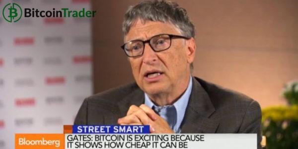 Bill Gates Bitcoin Trader