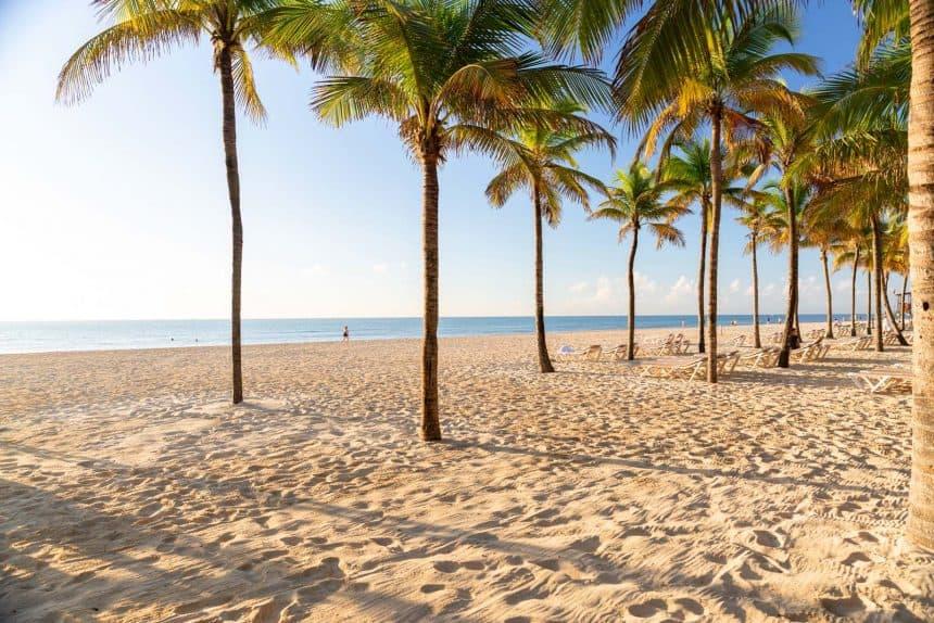 Mejores playas de Playa del Carmen - Playa de Playacar