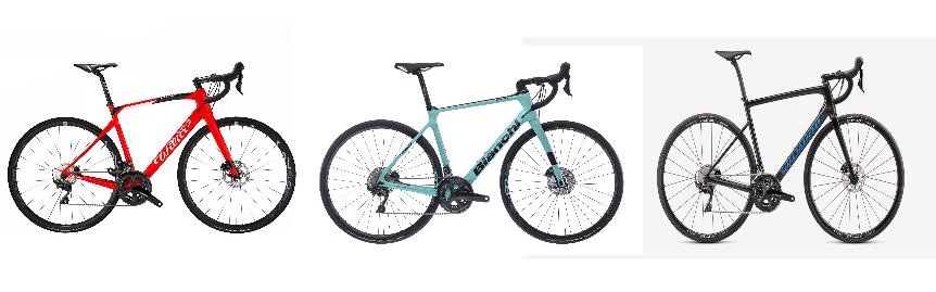 Confronto migliori bici da corsa 2020