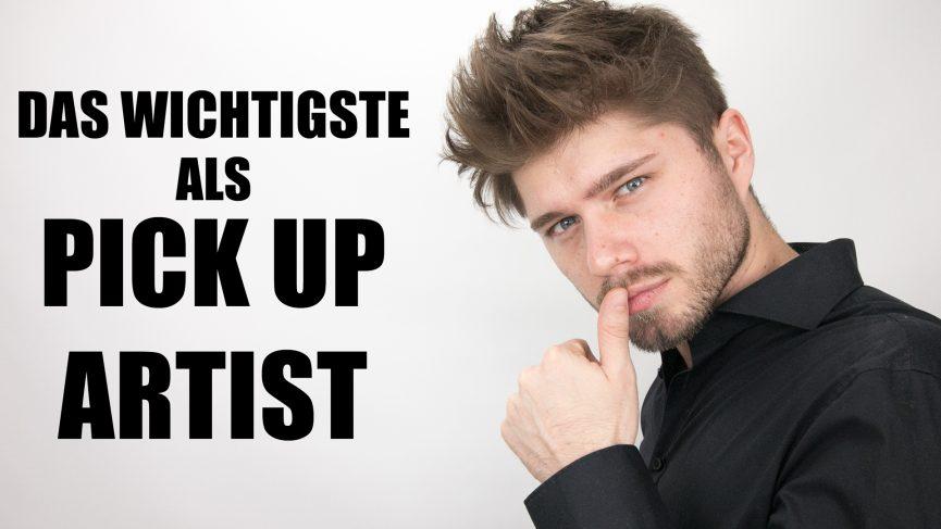 Der Wichtigste und Letzte Schritt als Pick up Artist