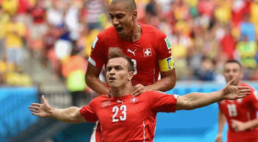 сборная Швейцарии по футболу