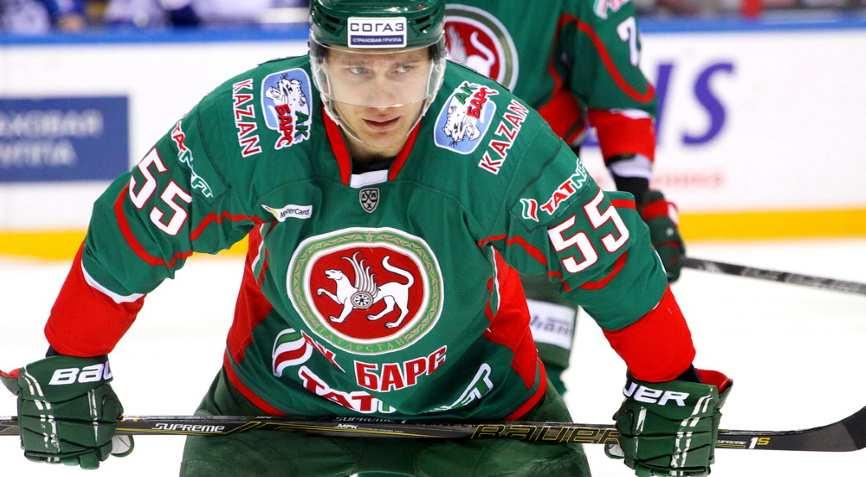 хоккеист Ак Барса