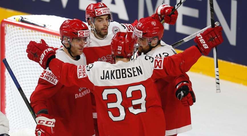 сборная Дании по хоккею