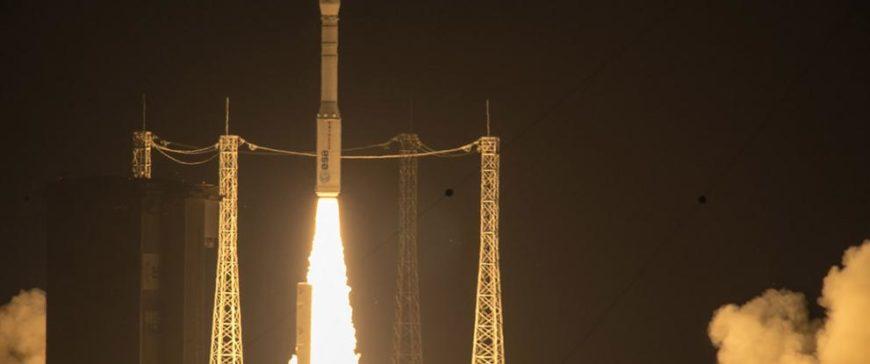 Lanzado el  satélite  Sentinel ·B que se encargará de la observación del medio marino