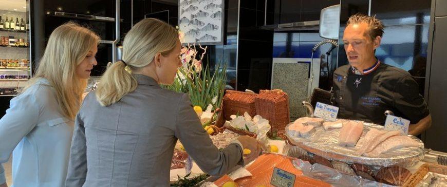 Noruega experimenta una caída de las exportaciones de productos del mar